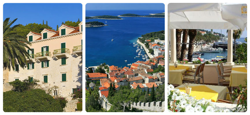 best holiday apartments in hvar