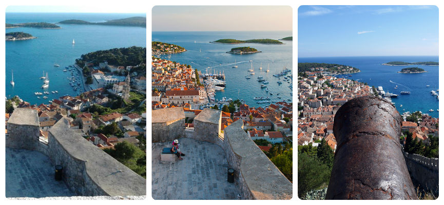 Where to stay in Hvar